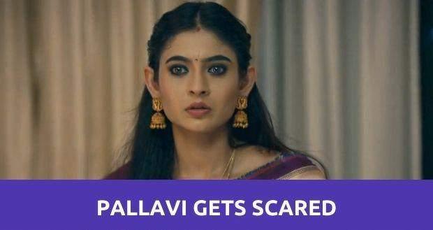 Mehendi Hai Rachne Wali: Pallavi gets scared seeing a lady in her home
