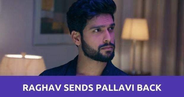 Mehendi Hai Rachne Wali: Raghav sends Pallavi back to her brother in Kolhapur