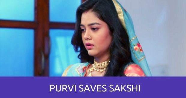 Molkki: Purvi manages to save Sakshi on time