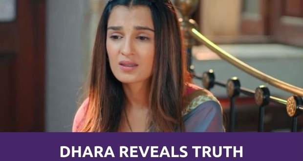 Pandya Store: Dhara reveals the truth to Suman