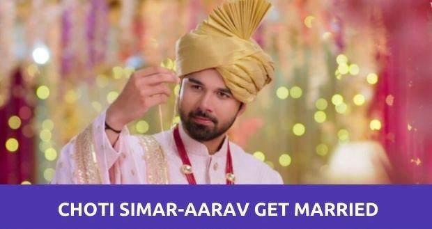 Sasural Simar Ka 2: Choti Simar and Aarav get married