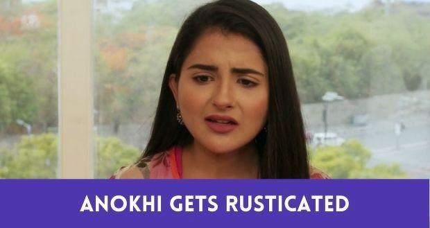 Shaurya Aur Anokhi Ki Kahani: Anokhi gets rustication letter