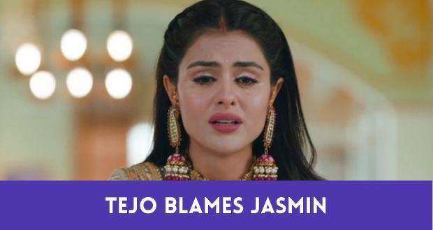 Udaariyaan: Tejo to get agitated with Jasmin