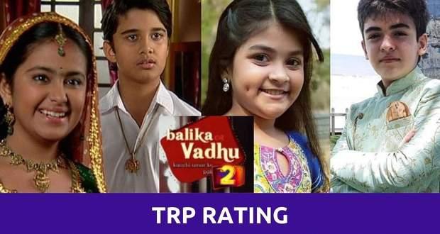 Balika Vadhu 2 TRP Rating: Can season 2 TRP beat last season's TRP Rating?