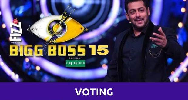 Bigg Boss 15 Voting: Season 2021 Bigg Boss Vote online today for contestants