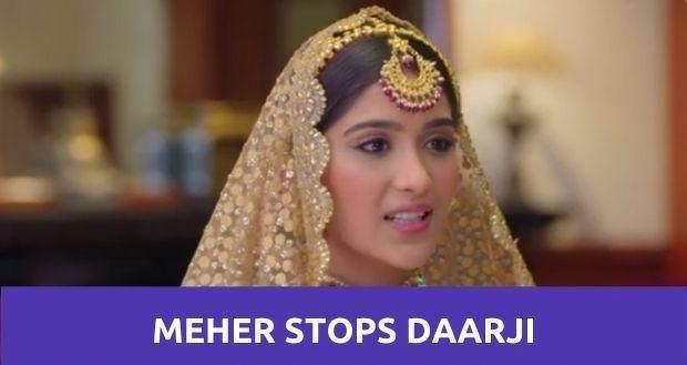 Choti Sardarni: Meher manages to stop Daarji from leaving Gill mansion