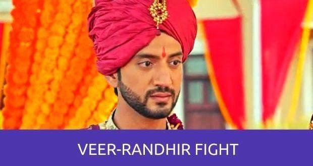 Kyun Utthe Dil Chhod Aaye (KUDCA): Veer fights with Randhir for Amrit