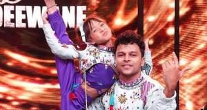 Dance Deewane 3: Gunjan Sinha and Sagar Bora's excellent performance