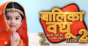 Balika Vadhu 2 Upcoming Story: Anandi to get married at a very young age