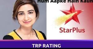 Hum Aapke Hain Kaun TRP Rating: Will HAHK TRP rank beat top Star Plus serials?