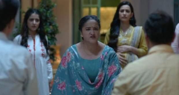 Zindagi Mere Ghar Aana (ZMGA) 28th July 2021 Written Update: Nimmo in rage