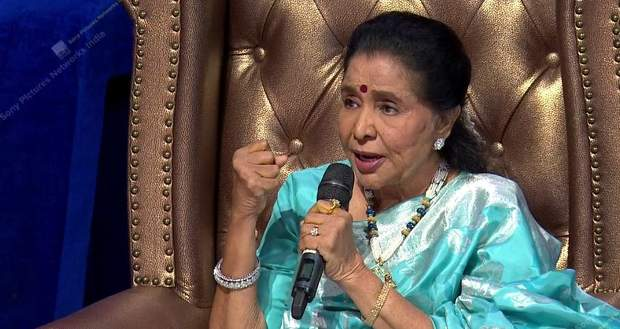 Indian Idol 12: 10th July 2021 & 11th July 2021, Asha Bhosle graces the show