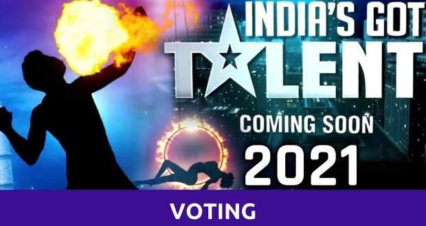 India's Got Talent 9 Voting: IGT Season 2021 Vote for contestants SonyLive App