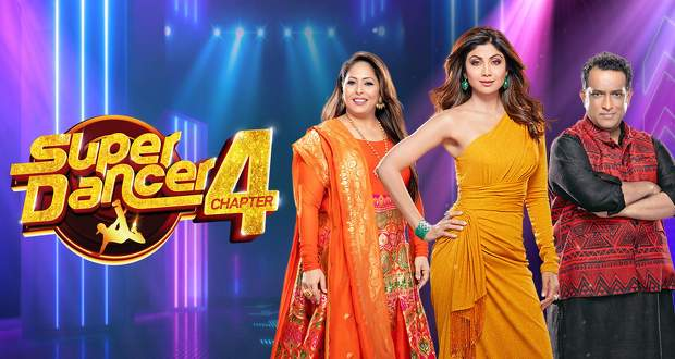 Super Dancer 4 TRP Rating: SD4 wins over audience, gets in top 10 list