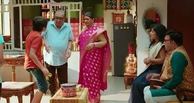 Wagle Ki Duniya Upcoming Story: Atharv to get upset with his grandparents