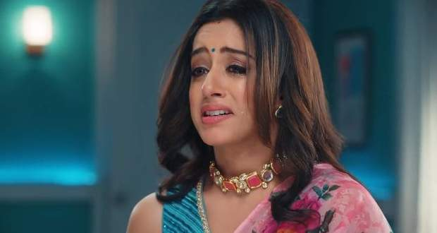 Yeh Hai Chahatein Upcoming Story: Preesha struggles to find blood for Rudraksh