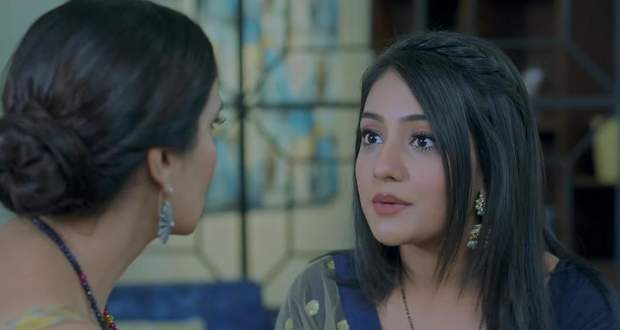 Ishq Par Zor Nahi 9th August 2021 Written Update: Ishqi live on television