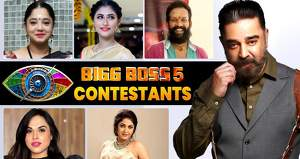 Bigg Boss Tamil 5 Wiki, Start Date, Contestants Names with Photos, Elimination