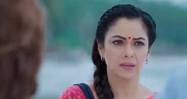 Anupama Upcoming Story: Anupama gets shocked seeing Vanraj and Kavya in Mumbai