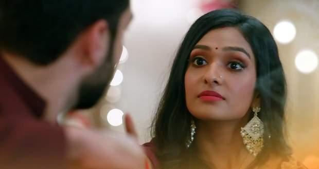 Bhagyalaxmi Gossip: Lakshmi stops Rishi from beating Aayush