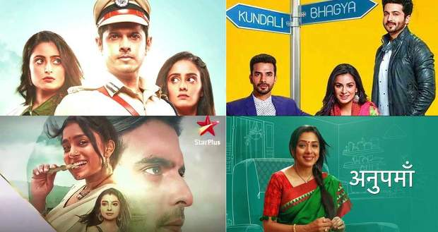 Hindi TRP Rating: Famous Top Indian TV serials High, Low Ranks this week 2021